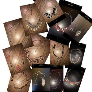 Jewelry - 14 Statement & More Necklace